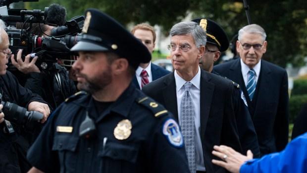 [NATL] Impeachment: Former Ukraine Ambassador Bill Taylor Testifies