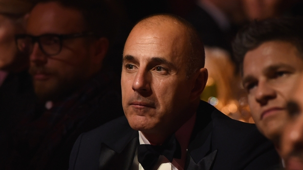 [NATL] Matt Lauer Fired From NBC News