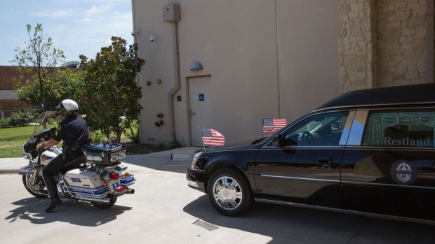 Dallas Mourns After Five Police Officers Killed