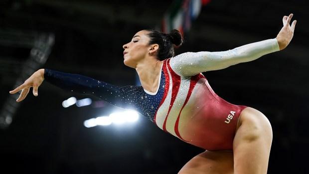 Golden Five: US Women's Gymnastics Team
