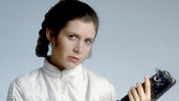 'Star Wars' Icon Carrie Fisher Dies