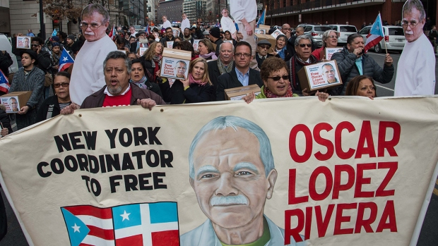 [NATL-PHI] Puerto Rican Community Reacts to Oscar Lopez Rivera's Release from Prison