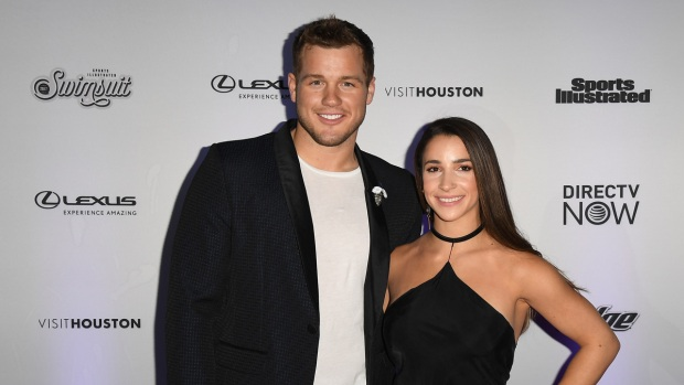 Celeb Breakups: Aly Raisman and Colton Underwood