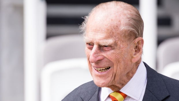 [NATL] Prince Philip Steps Back From Royal Duties