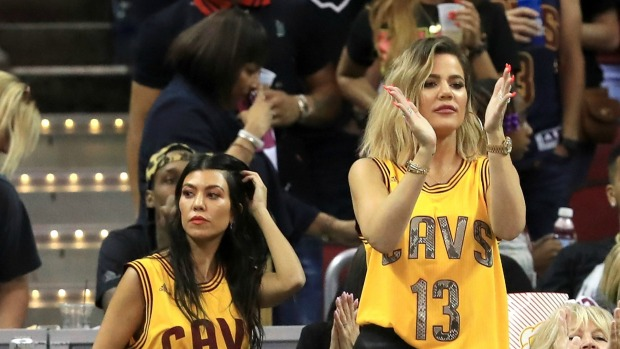 Celebrities Spotted Front and Center at NBA Finals