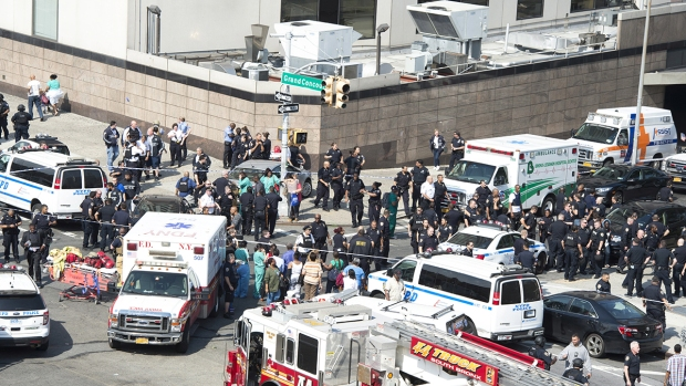 Bronx shooting: Doctor dead, shooter's victim was not at work during attack