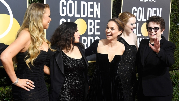 Golden Globe Awards 2018: Winners' list