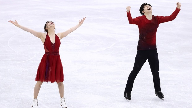 [NATL] Feb. 20 Olympics Highlights in Photos: Shibutani Siblings, Brita Sigourney Win Bronze