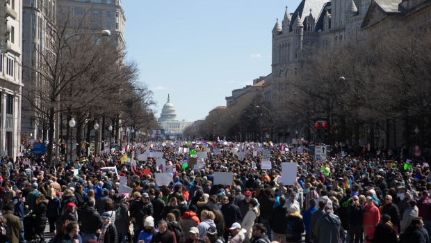 [NATL] 'March For Our Lives' Rallies Across the US