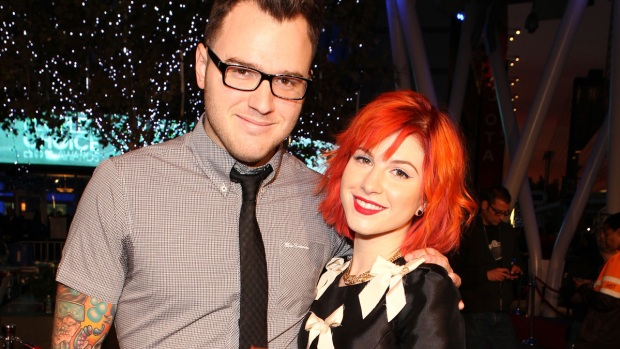 Celeb Breakups: Chad Gilbert and Hayley Williams