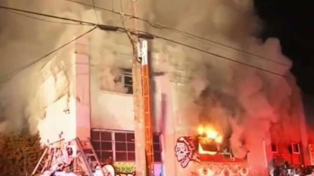 [BAY] 'There Is No Justice': Ghost Ship Fire Victims React to Plea