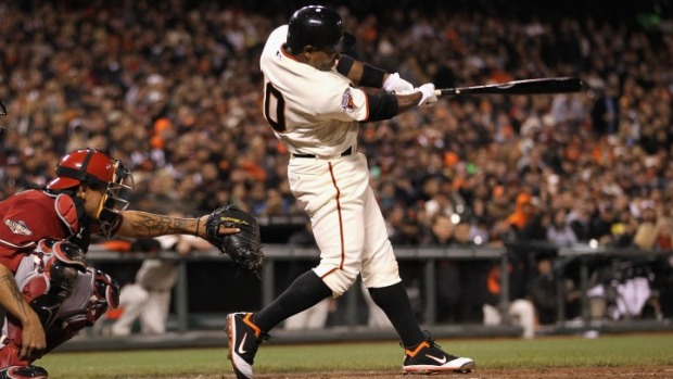 Giants Back in 1st ... Thanks to Miggy?