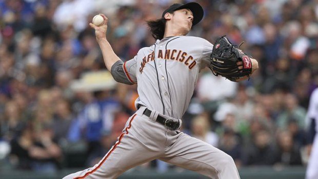 Giants Won't Skip Lincecum's Start