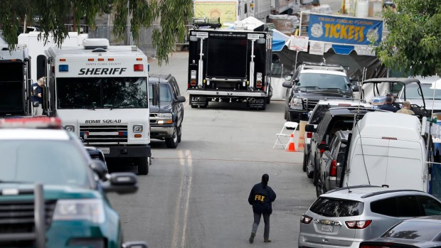 [BAY] 'Target List' Prompts Domestic Terrorism Case in Gilroy