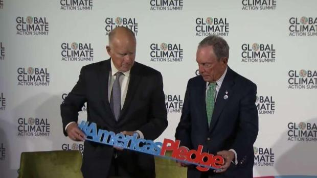 [BAY] Global Climate Action Summit Gets Push Back From Activists