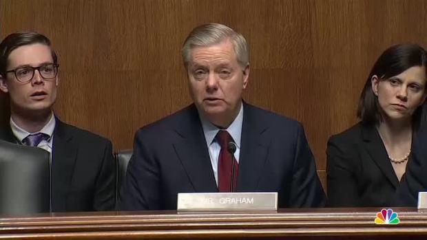 [NATL] Graham: FBI To Investigate Trump Wiretap Claims