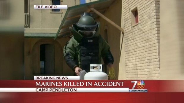 [DGO] 4 Camp Pendleton Marines Killed on Base