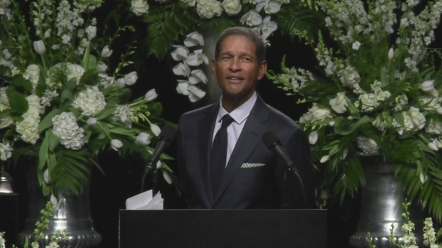 [NATL-DGO] Bryant Gumbel Recalls First Time He Shook Muhammad Ali's Hand