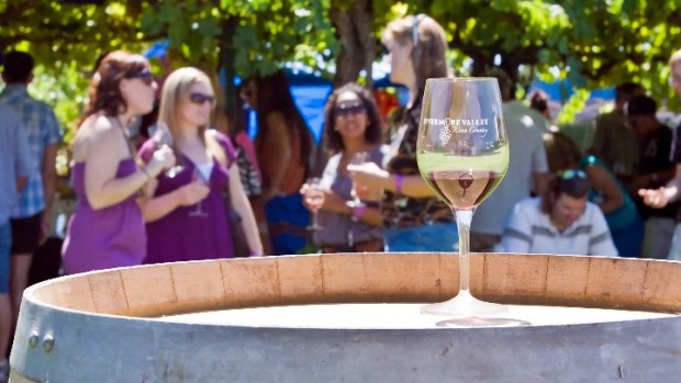 Livermore Valley's Big Harvest Party