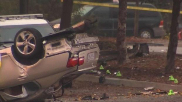 [BAY] High-Speed Pursuit Ends With Deadly Crash in San Pablo