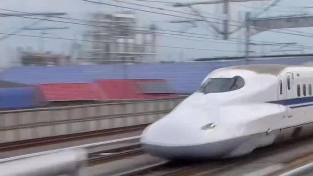 [BAY] Examining High-Speed Rail's Future