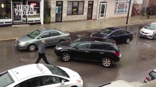 [CHI] RAW VIDEO: Hit-and-Run Crash