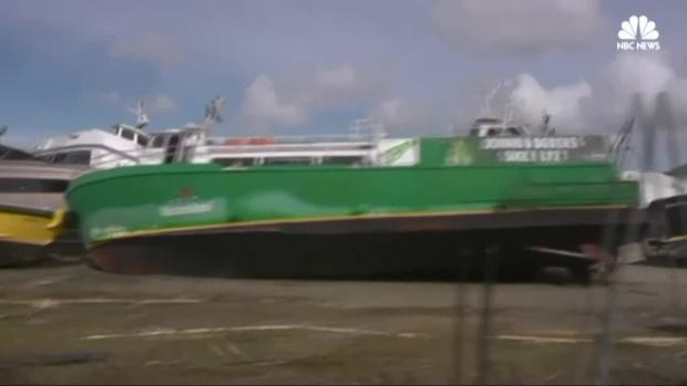 [NATL] Hurricane Maria Churns Toward Caribbean, Threatens Puerto Rico