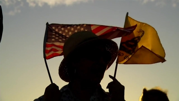 [DGO] Immigration Demonstrations Continue in Murrieta
