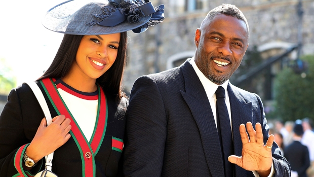 [NATL] Celebrity Hookups: Idris Elba, Sabrina Dhowre Tie the Knot