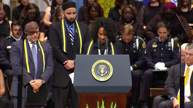 Prayer from Interfaith Leaders