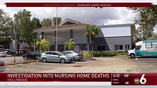 [MI] Investigation Into Nursing Home Deaths Continues