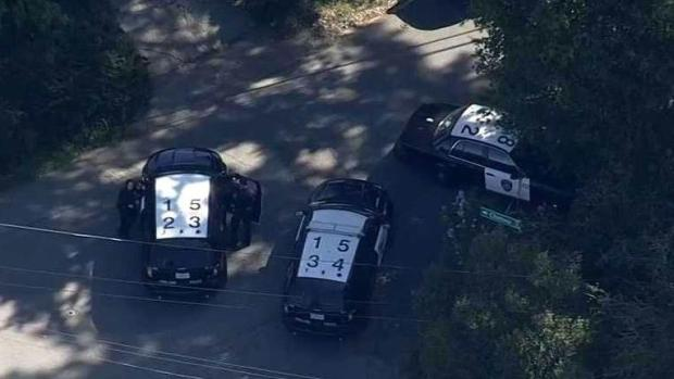 [BAY] Investigation Reveals Hoax Bomb in Oakland Hills Home