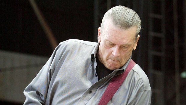 J. Geils of The J. Geils Band Found Dead in Groton Home