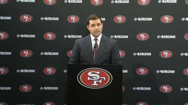 [BAY] RAW: Jed York Addresses Partnership With Police