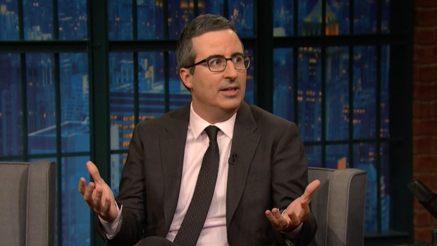 Late Night: John Oliver Couldn't Care Less About Royal Engagement