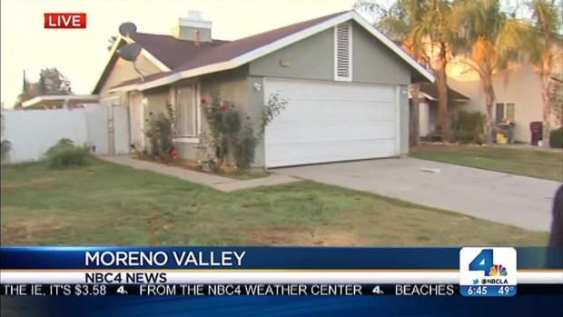 [LA] Brothel Near Moreno Valley School Raided