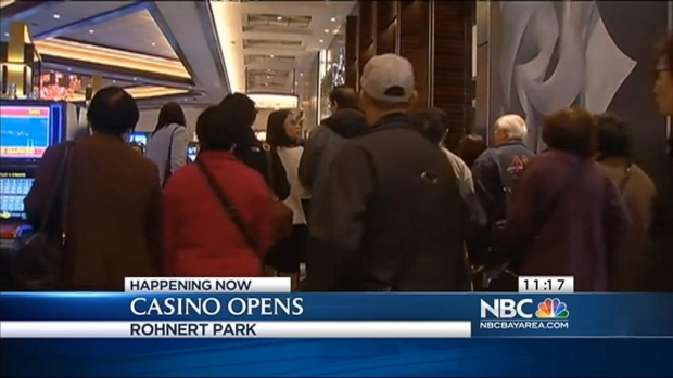 [BAY] Graton Casino Closes Doors Due to Overwhelming Crowds