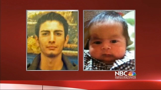 [BAY] Amber Alert Over: Baby OK, Father Arrested