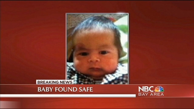 [BAY] Missing Sunnyvale Newborn Found, Father Arrested in Mexico