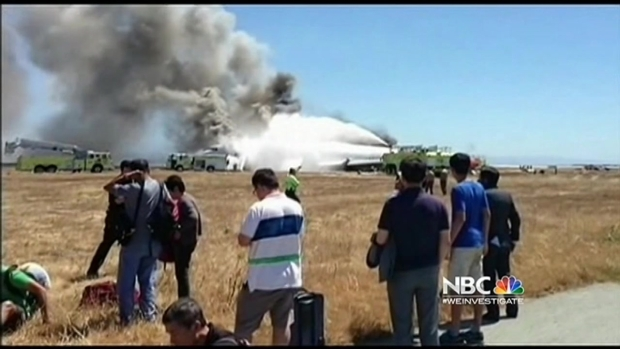 [BAY] SFO Releases Report on Asiana Flight 214 Plane Crash