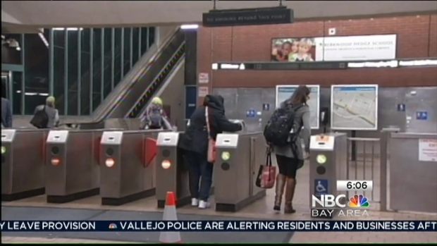 [BAY] Bart Negotiations After Contract Dispute