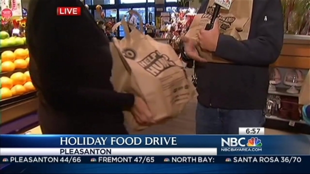 [BAY] Annual Holiday Food Drive at Safeway