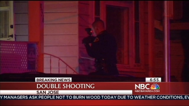 "[BAY] ""Random"" Shooting of Couple on Porch: SJPD"