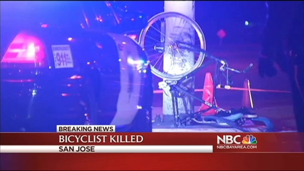 [BAY] Bicyclist Dead After Collision With Vehicle in San Jose