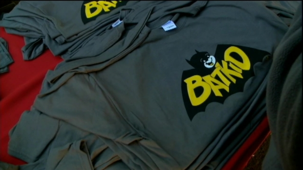 [BAY] RAW VIDEO: More Sights and Sounds From Batkid's Return
