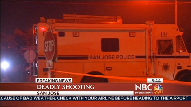 [BAY] Man Found Shot and Killed on San Jose Driveway