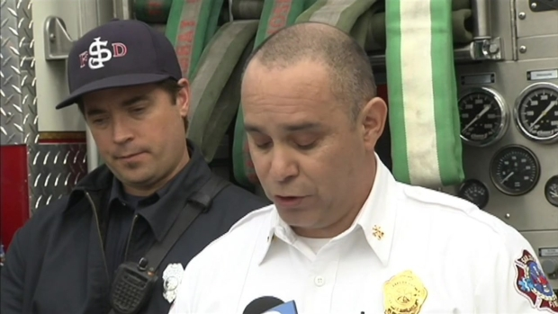 [BAY] RAW VIDEO: SJFD Press Conference on Recent String of House Fires