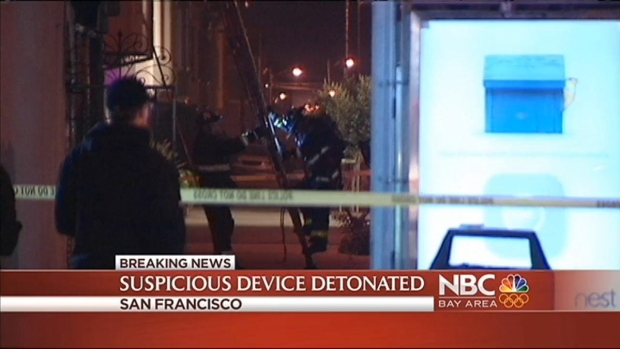 [BAY] San Francisco Police Detonate Suspicious Device Causing Explosion, Fire in Sunset