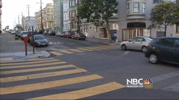 [BAY] Lyft Driver Hits Elderly Woman in SF Crosswalk