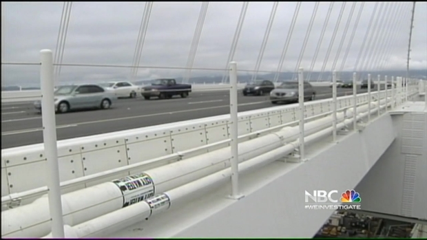 [BAY] Caltrans to Keep Close Eye on Bay Bridge During Storm